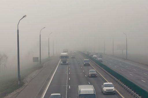 neblina densa