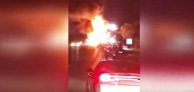 Fiery Crash Claims the Lives of Fourth Victim