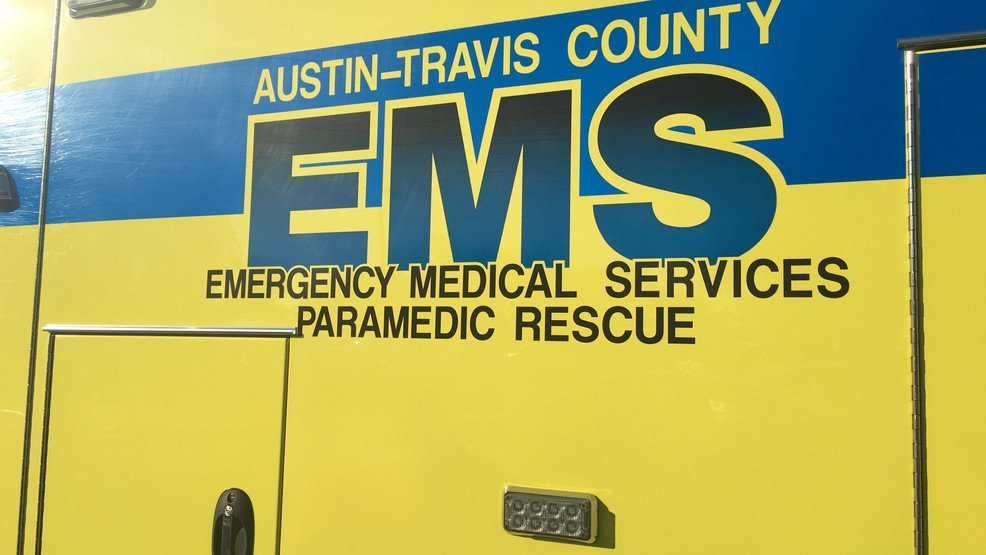 Austin-Travis County EMS Respond to a Vehicle Rescue on SH 130